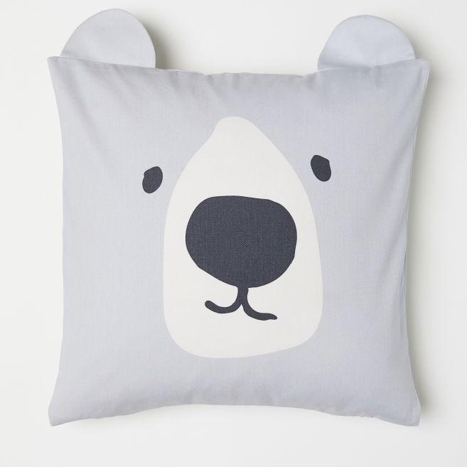HM Bear cushion cover