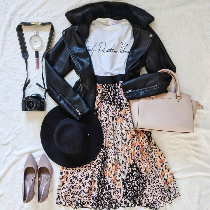 High Street Leopard Print Fashion (even for people who don't wear leopard print)