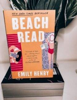 Beach Read | Photo by Jodie Moone