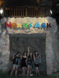 Noah's Ark on Ma Wan Island, Hong Kong