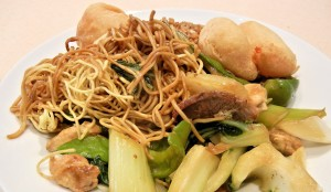 Chow Mein - Chinese Food
