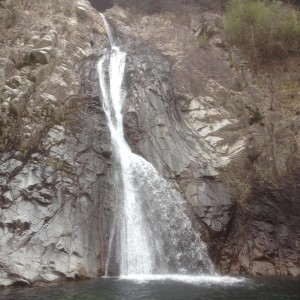 Nunobiki Falls, Kobe, Japan