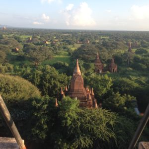 Burma Budget and My Myanmar Travel Tips - Bagan Temples