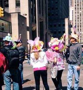 Easter in New York City - Bonnet Parade