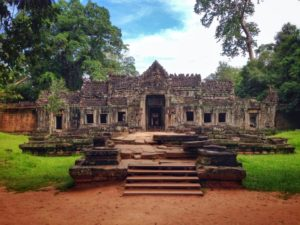 Two Months in Southeast Asia - Angkor