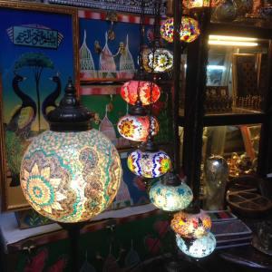 24 Hours in Qatar, A Long Layover in Doha - Souq Waqif Lanterns