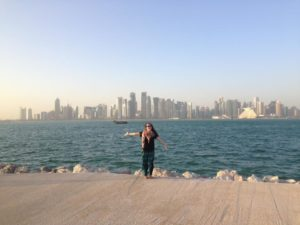 24 Hours in Qatar, a Long Layover in Doha - Skyline