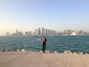 24 Hours in Qatar, a Long Layover in Doha - Skyline