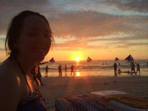 Post-Travel Blues Amy Poulton Page Traveller