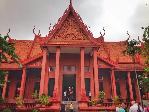 Cambodian National Museum, Phnom Penh, Cambodia