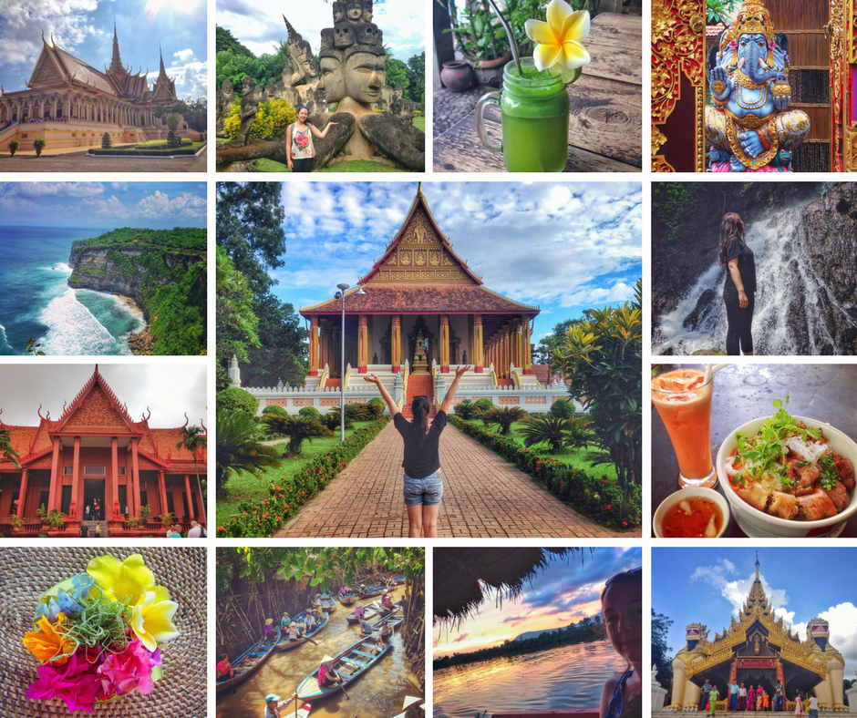 Two Months in Southeast Asia | Backpacking Trip Roundup