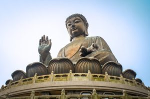 Chasing Home: Big Buddha, Hong Kong