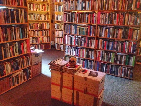 The Best Mexico City Bookstores for Books in English - Under the Volcano in Condesa