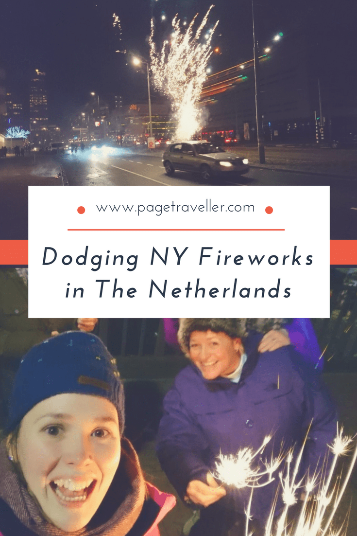 Celebrating New Years Eve in the Netherlands
