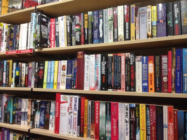 The Best Birmingham Bookshops for New and Secondhand Books – Page