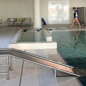 Scivolo per piscina Y-40