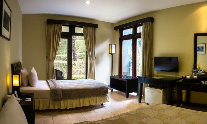 Hotel Puteri Gunung Terace Room