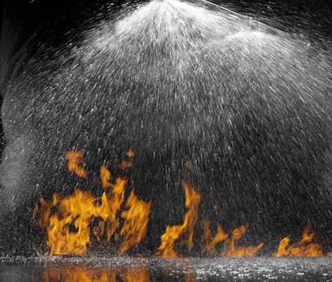 4 Tipe Fire Sprinkler System