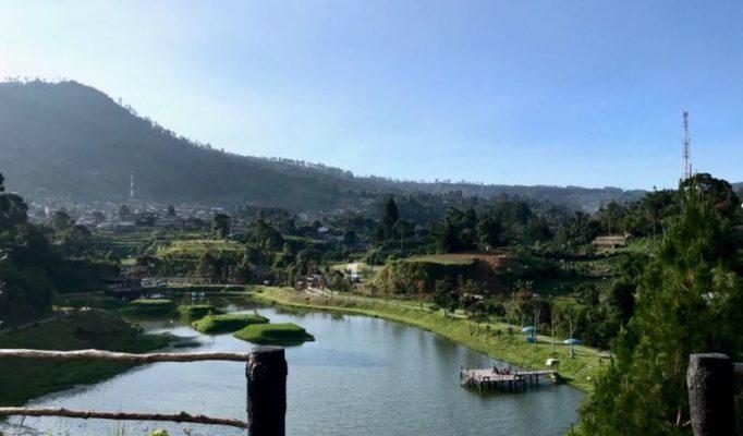 Danau Taman Lembah Dewata