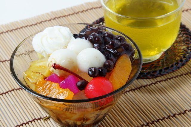 anmitsu dessert khas Jepang