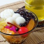 Manisnya Anmitsu, Makanan Pencuci Mulut Tradisional Jepang