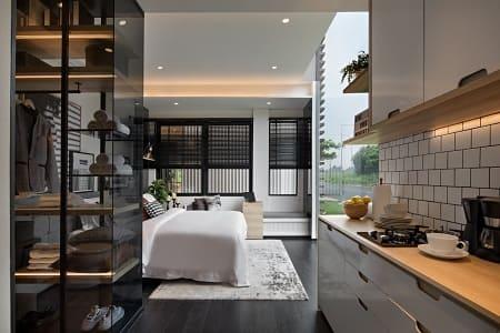 Tips Menciptakan Ruang Tidur di Apartemen Tanpa Sekat