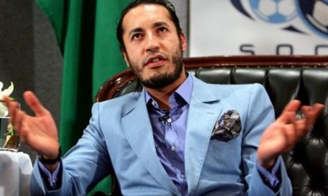 aadi Gaddafi, presunto migrante ilegal a México (Fuente: pulsociudadano.com)