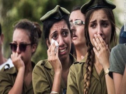 > on July 20, 2014 in Sderot, Israel.