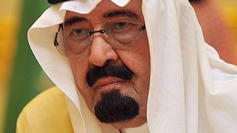 abdullah bin Abdelaziz al-saud