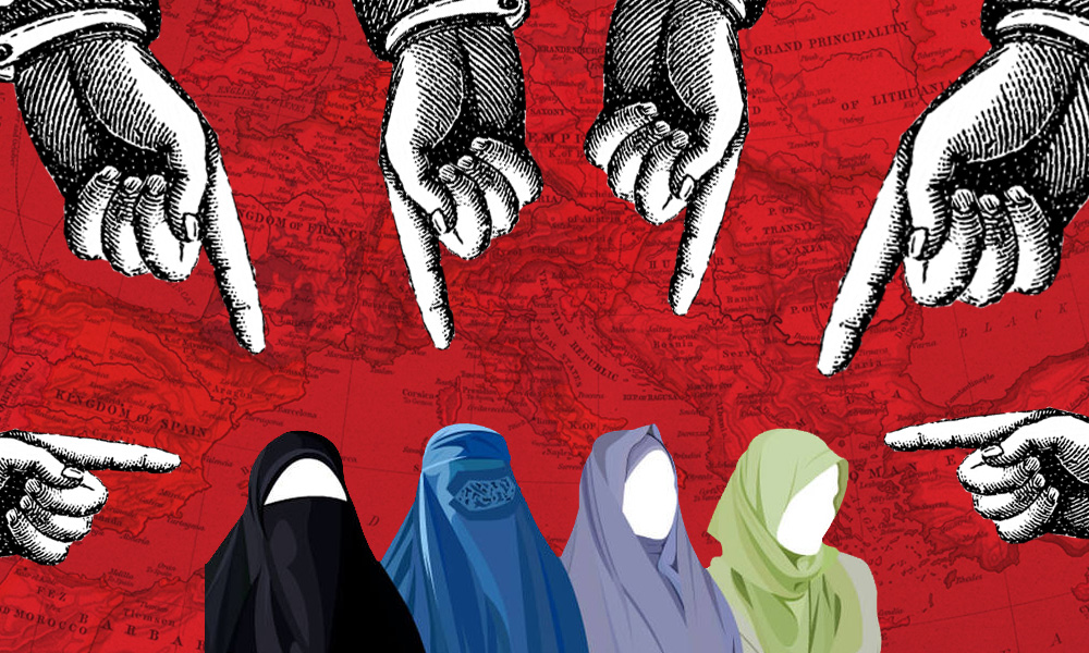Resultado de imagem para islamofobia