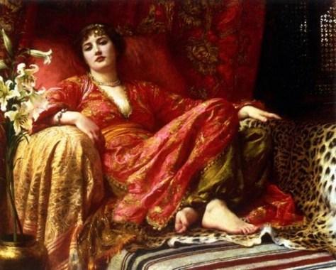 Descripción física de la mujer andalusí