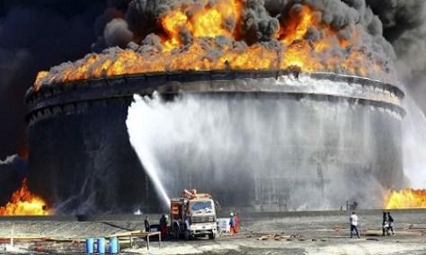 instalaciones_ petrolíferas_libia