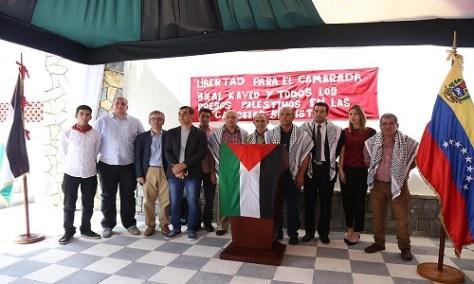 Movimientos palestinos en Venezuela