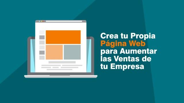 crear paginas web gratis