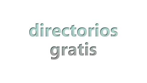 directorios de empresas gratis por internet