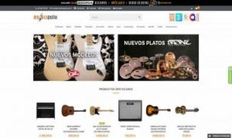 mejores tiendas de musica en españa