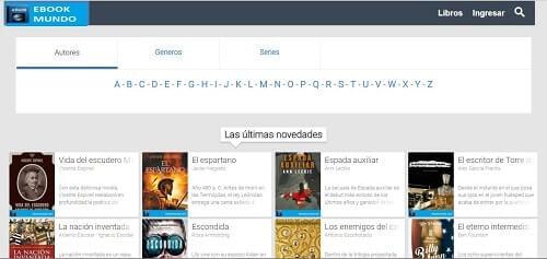 donde descargar libros con ebookmundo