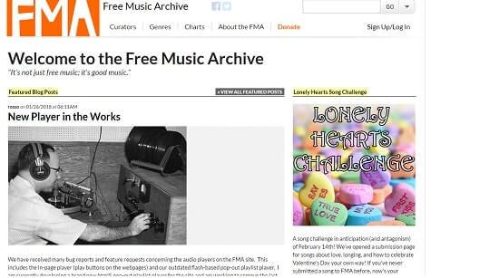 páginas para descargar música gratis y rápido