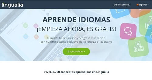 Lingualia portal