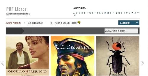 descargar gratis pdf libros