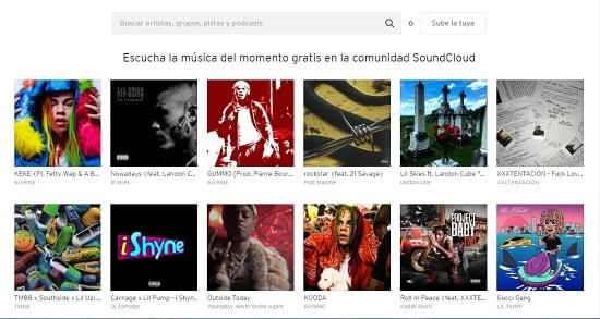 soundcloud todo mp3 descargas directas