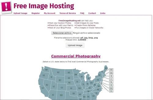 freeimagehosting host de imagenes