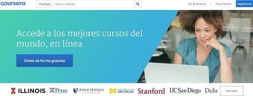 Coursera encuentra tu curso