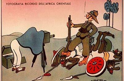 COLONIALISMO. La vendetta italiana nell'Etiopia che si ribellava