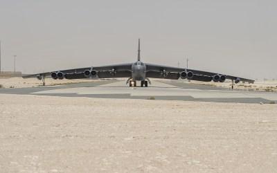 """NUCLEARE. Bombardieri strategici USA in Africa e nel Mediterraneo """"allargato"""""""