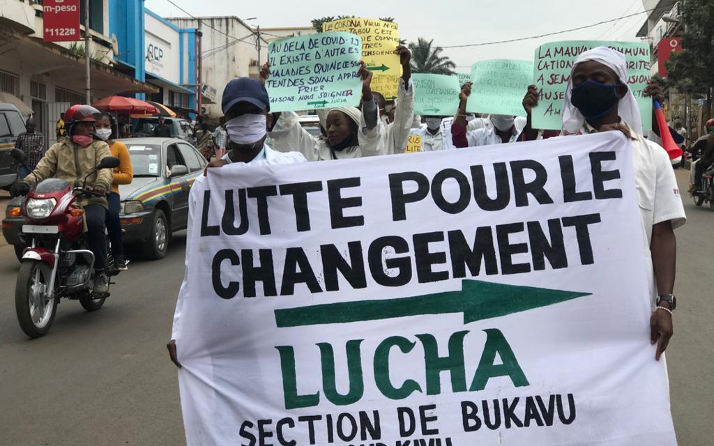 EST CONGO. I militari non fermano i massacri. Lucha dice basta