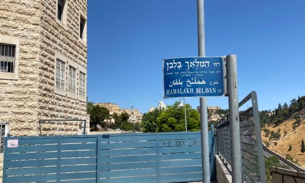 "REPORTAGE. A Gerusalemme Est ""non c'è posta per te"""