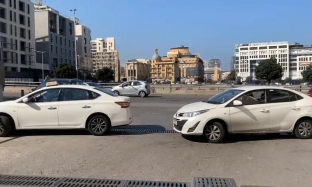 VIDEO LIBANO. I tassisti bloccano una Beirut stretta nella morsa della tensione