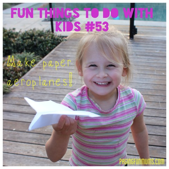 101 Fun things to do with kids.