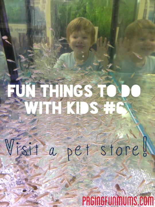 Fun things to do with Kids #6
